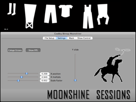 Moonshine sessions software clothes