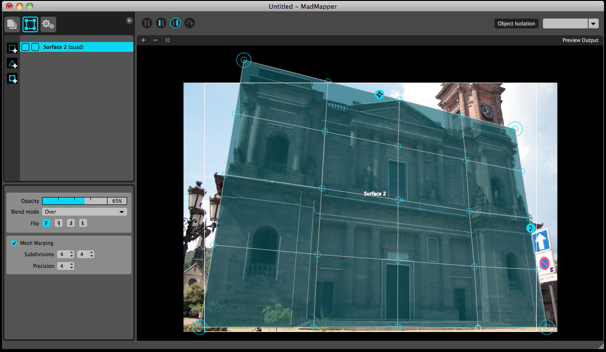 Mapping a building after effects madmapper tutorial for Building mapping software