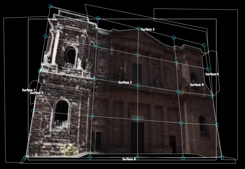 Mapping a building | After Effects + MadMapper tutorial