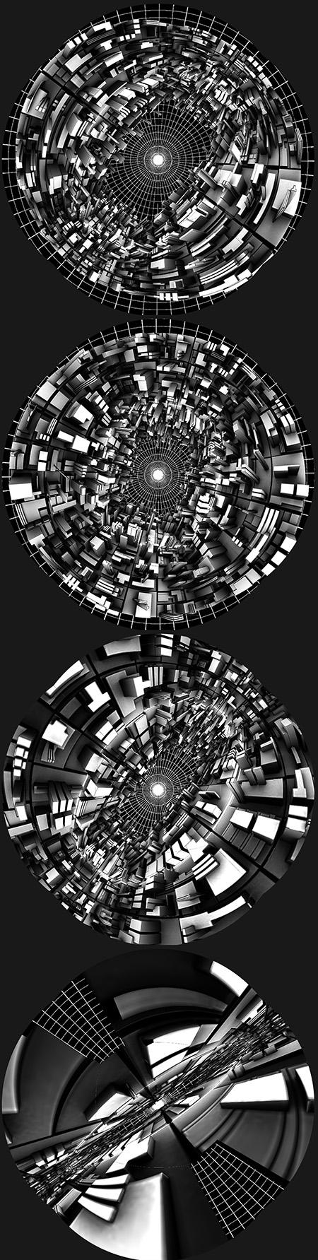 QUANTUM: Spherical Mapping